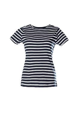 """Voile Bleue """"Copa"""" Damen T-Shirt mit Streifen"""