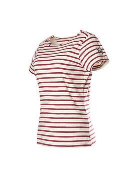 """Voile Bleue """"Copa Vintage"""" Damen T-Shirt mit Streifen"""