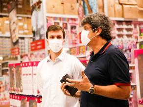 PETROLINA SEGUE ATRATIVA : FREITAS VAREJO inaugura primeira loja pernambucana no município