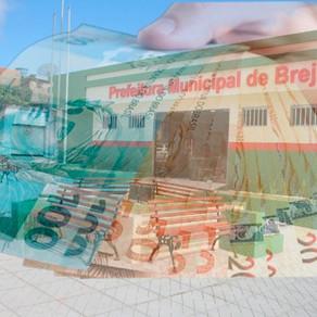 PLANEJAMENTO: Governo de Brejão paga hoje 1a parcela do 13°, injetando mais de 600 mil na economia