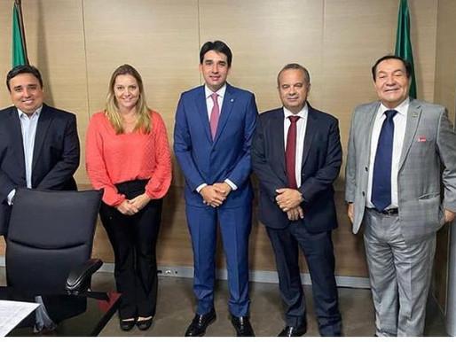 SALDO POSITIVO: Mais 2 milhões em investimentos para Garanhuns, anuncia Izaías em Brasília