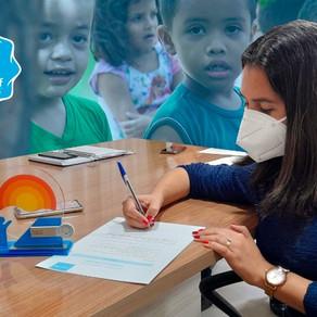 CRIANÇAS COM MAIS DIREITOS: Brejão adere ao SELO UNICEF Edição 2021-2024