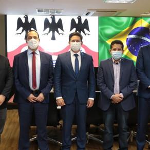BRASÍLIA: Recebido por Ministros de Bolsonaro, prefeito Sivaldo cumpriu agenda em 04 ministérios