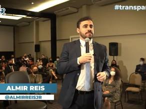 ELEIÇÕES OAB-PE: Almir Reis diz que OAB é uma das instituições 'Menos transparentes do Brasil