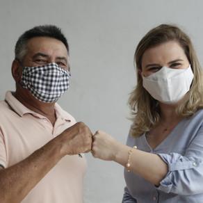 Marília Arraes retoma agendas no interior de Pernambuco