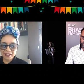 """ASSISTA: Entrevista com TEREZA ACCIOLY, presidente da Associação de Forrozeiros """"Pé de Serra"""" de PE"""
