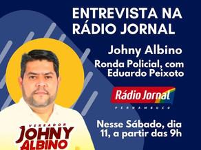 Iratama poderá ganhar quadra  por indicação de Johny Albino, beneficiando mais de 3600 pessoas