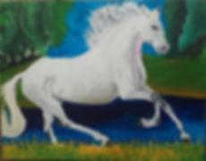 Hannah Banister - Grade 11 - Painting 3.