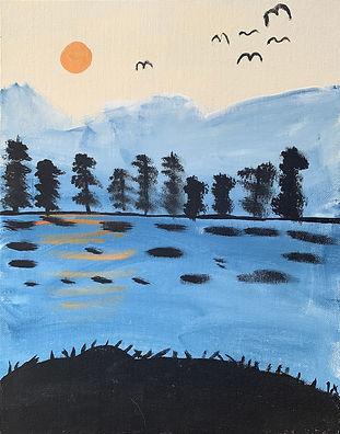 Josiah Johnson 5th grade Painting.jpg