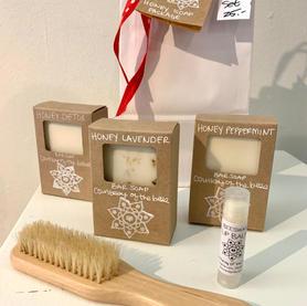 Honey Soap Gift Set