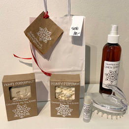 Hive North Everything Peppermint Gift Set