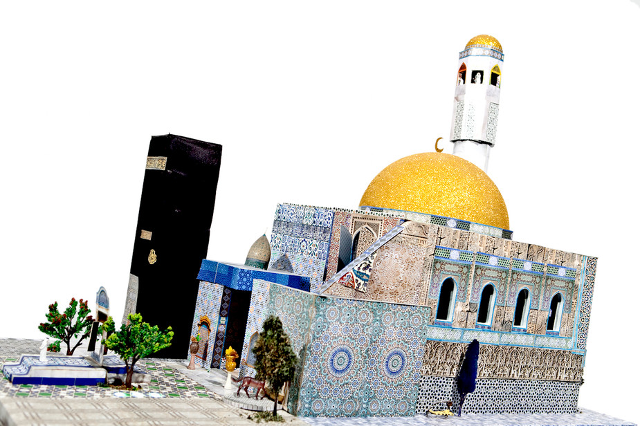 """""""Al Masjed Al Waheed"""" – The Only and the Lonely Mosque"""