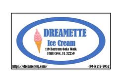 Dreamette Ice Cream