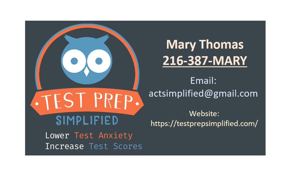 Test Prep Simplified