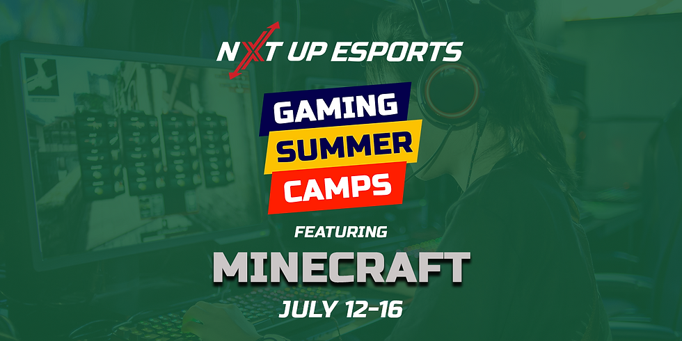 Minecraft Summer Camps