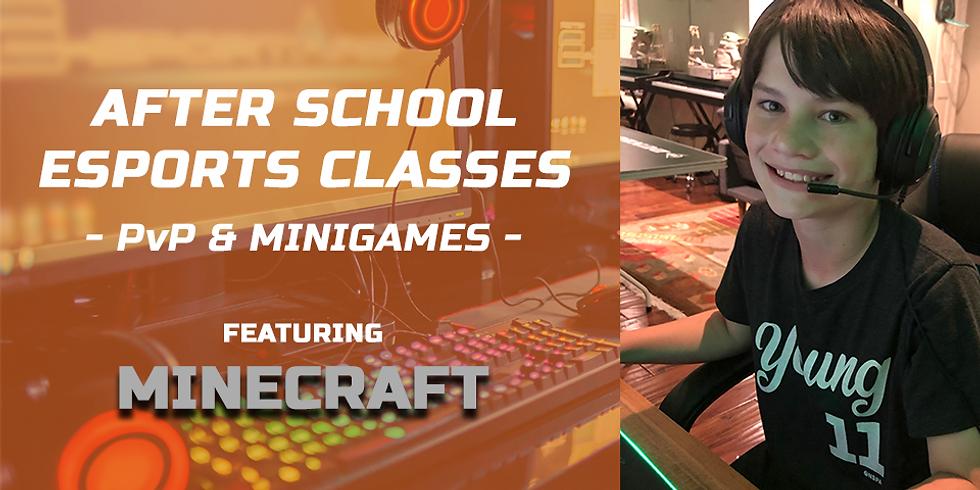 PvP & Minigames - Minecraft