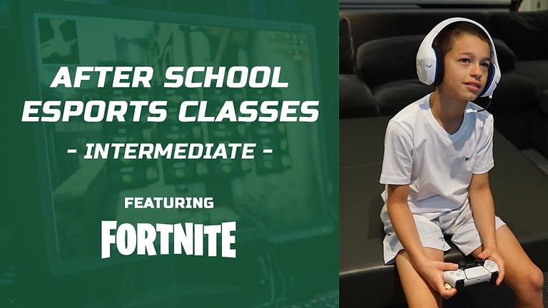 Intermediate Class - Fortnite
