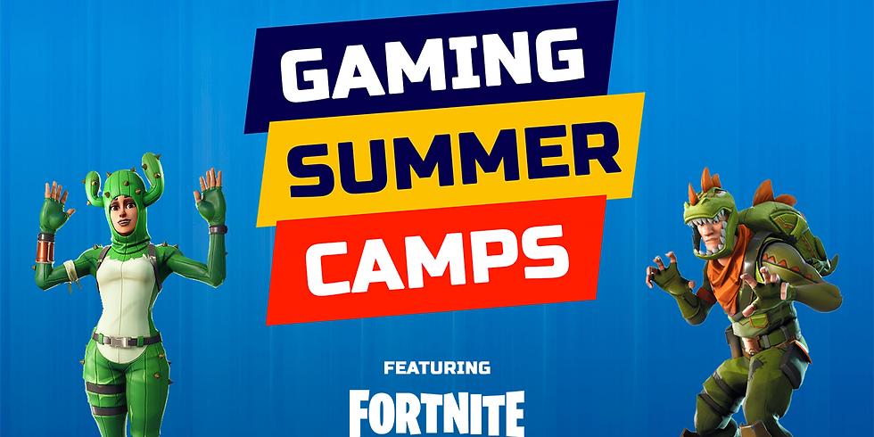 Fortnite Summer Camps - Boys & Girls Club