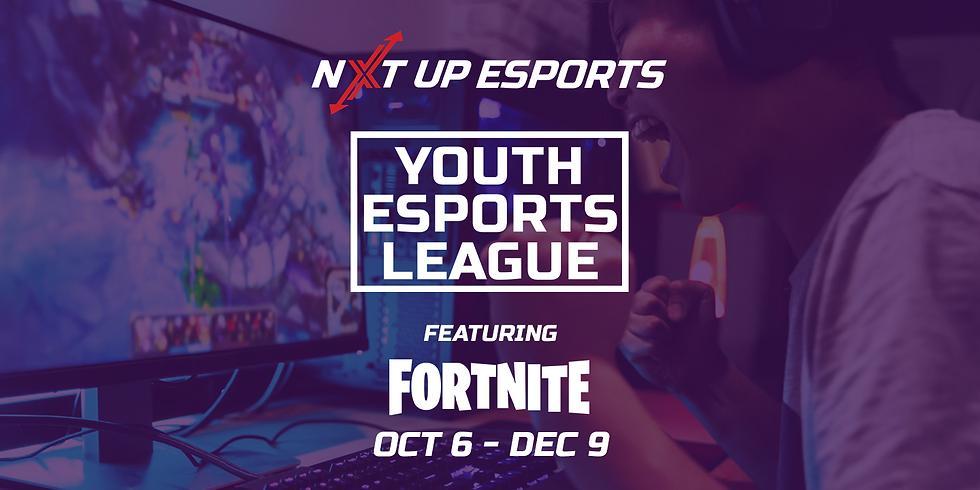 Youth Esports League: Fortnite Fall 2021