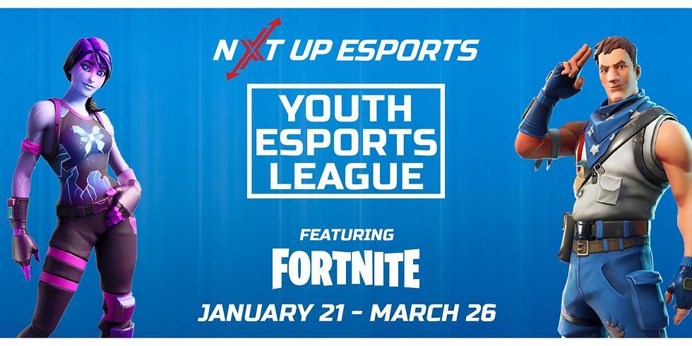 Youth Esports League: Fortnite