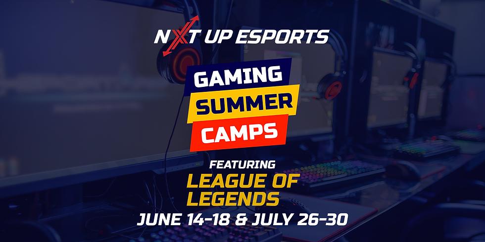 League of Legends Summer Camps