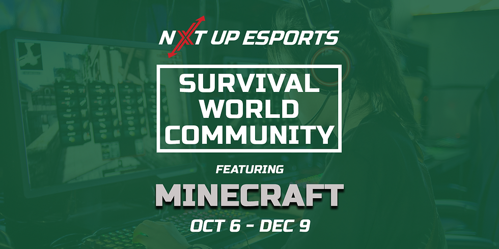 Minecraft Survival World Community Fall 2021