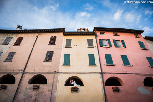 Matrimonio a Borgo Fregnano