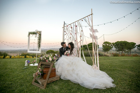 Matrimonio a Villa Malatesta