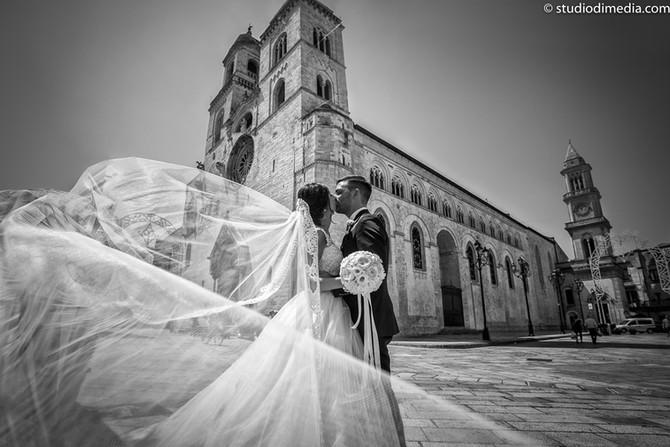 Matrimonio a Villa Menelao: Irina e Gianluca