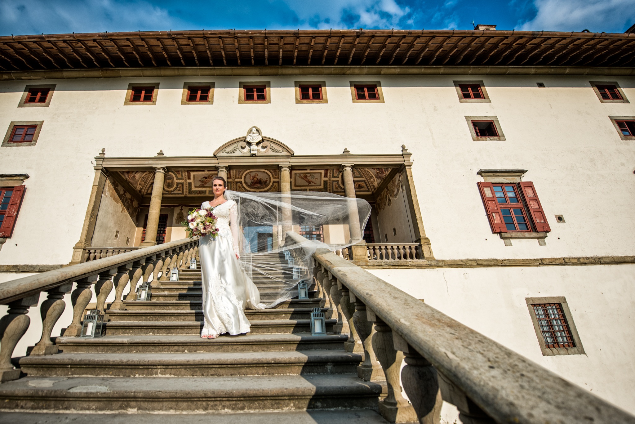 Wedding Tenuta Artimino Firenze