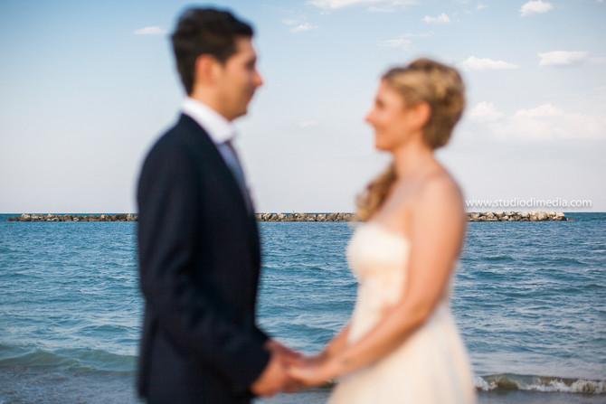 Matrimonio all'Amarissimo... scegliere il mare per il proprio matrimonio!