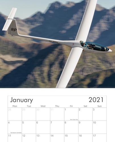 Kalendarz 2021 - Diana 2
