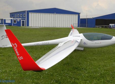 Diana 3 finished her test flights