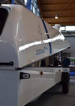 Diana 2 Avionic trailer
