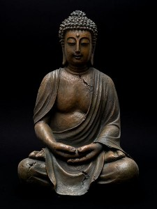 Buddha Gautama enlightened
