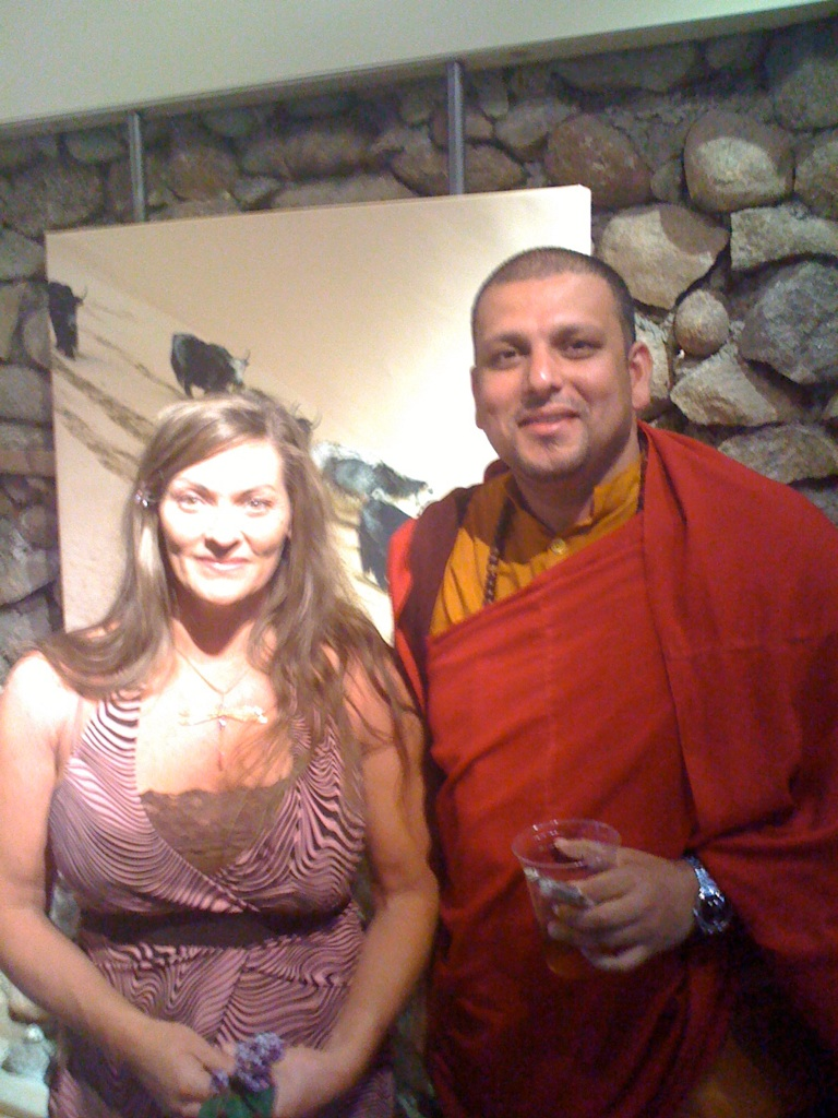 My Buddhist Teacher Tenzin