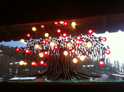 christmas at Tree Top Thai