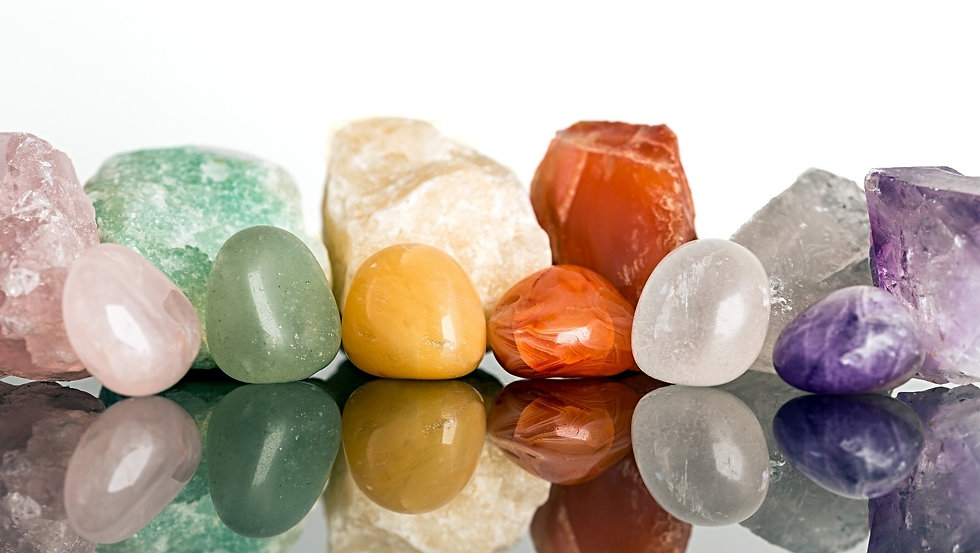 Buy Healing Stones, Crystal Jewelry | Mineral Mindz Rock