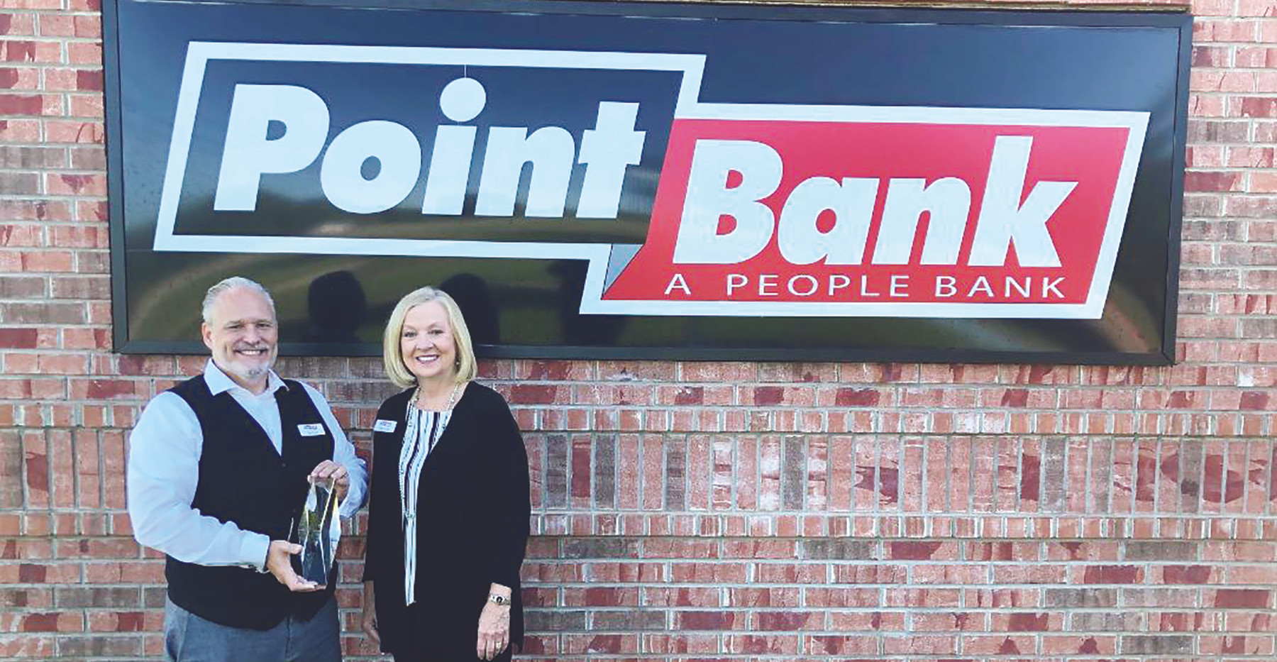 PointBank Doing Well by Doing Good Award