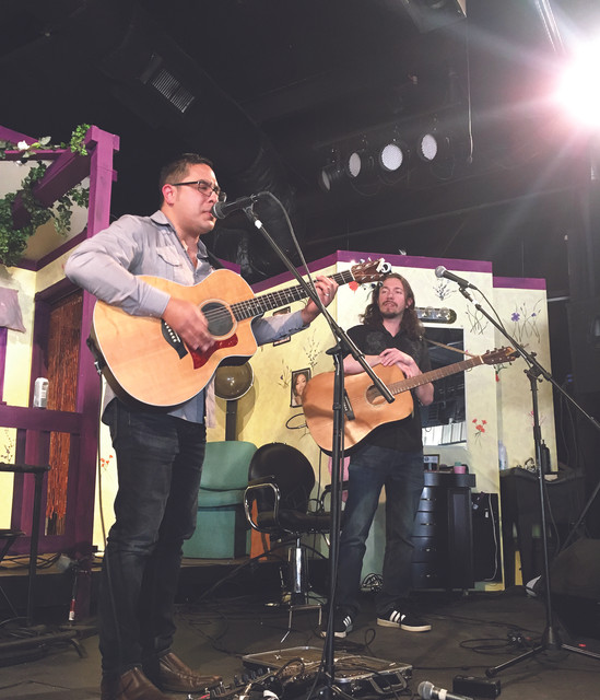 The 12th Annual Jay's Songwriter Festival