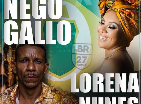 #BR27cantos: Ceará