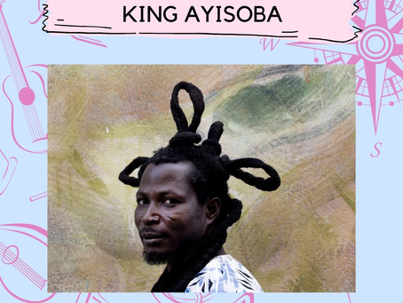O HIPLIFE ATEMPORAL DE KING AYISOBA E SUA AUTÊNTICA INFLUÊNCIA!