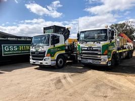 GSS Hiab Truck Fleet