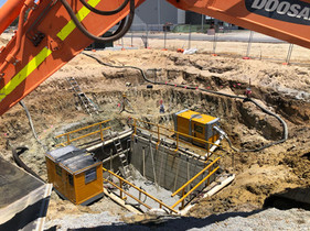 HDA Boxes with Dewatering