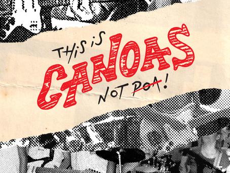 A CENA MUSICAL INDEPENDENTE QUE EMANA DE CANOAS!