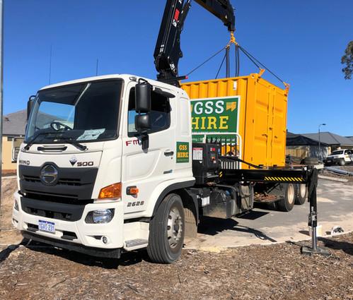 GSS Lime Dosing Unit