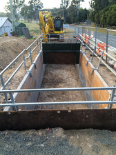 Shoring & Safety Rails