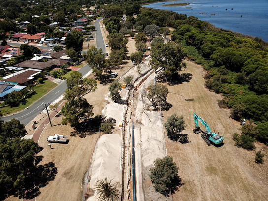 Perth Recharge Pipeline