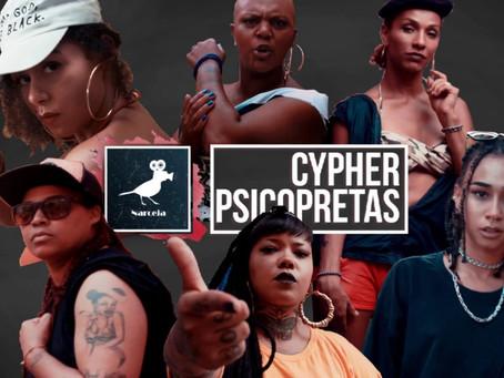 PSICOPRETAS E A VISIBILIDADE FEMININA NO RAP