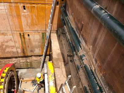 Heavy Duty Trench Boxes